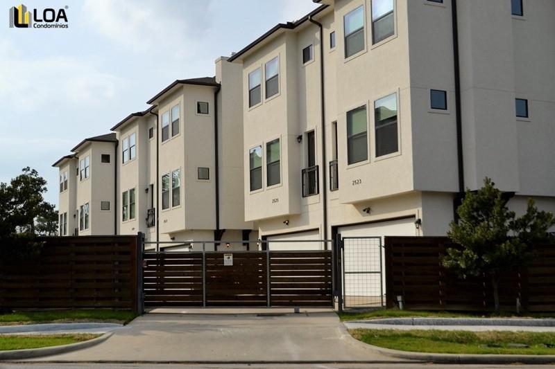Soluções para condomínios